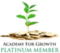 Academy for Growth: Platinum Member