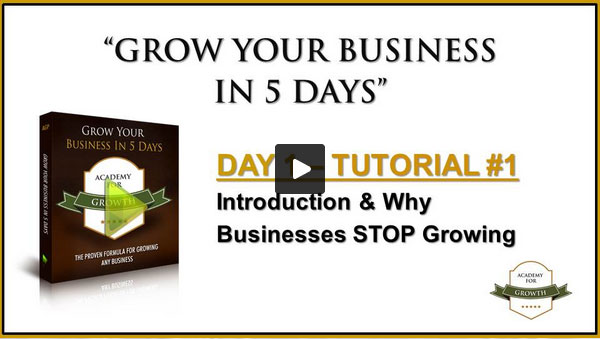 Business Growth Video